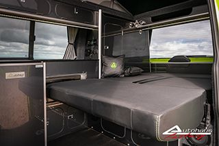 Autohaus Ashton RIB Rock 'n' Roll Seat-Bed