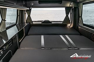 Autohaus Spartan Seat Bed