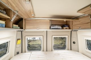Hymercar Grand Canyon Bedroom Storage