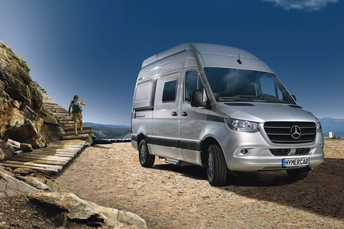 The New Hymer Grand Canyon S Campersales Ltd