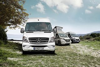 Hymercar Campervans