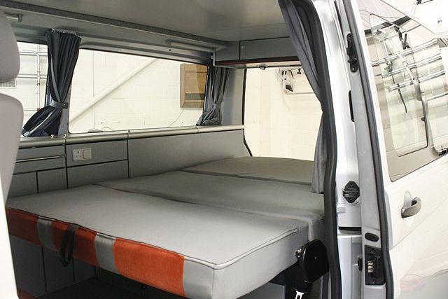 Reimo VW T5 City Van Interior