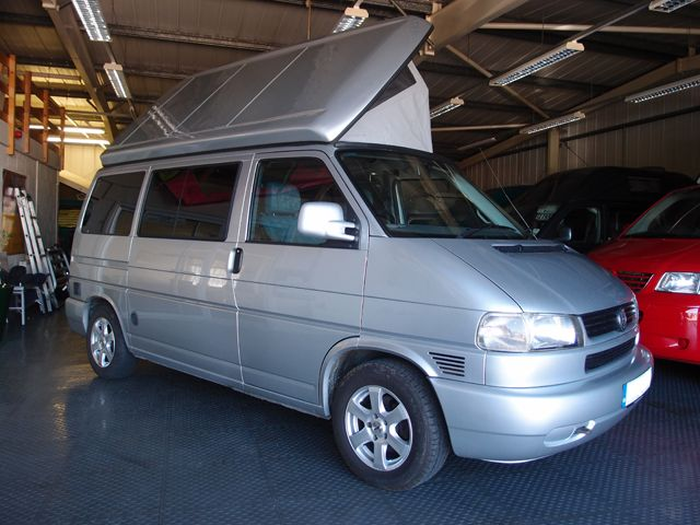 Volkswagen Westfalia T4 Camper Van Guide Vwcampersales ...