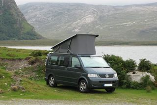 Volkswagen T5 California SE with Elevated Roof
