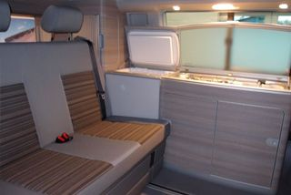 Volkswagen T5 California Interior