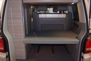 Volkswagen T5 California Boot