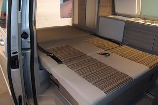 Volkswagen T5 California Double Bed