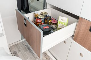 Westfalia Club Joker City Kitchen Storage
