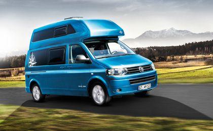 Westfalia Camper Van Guide