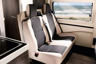 Columbus 600 D Rear Seats