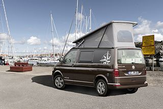 Westfalia Club Joker City Pop-Top Roof