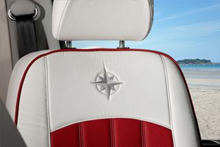 Kepler Sixty Leather Seats