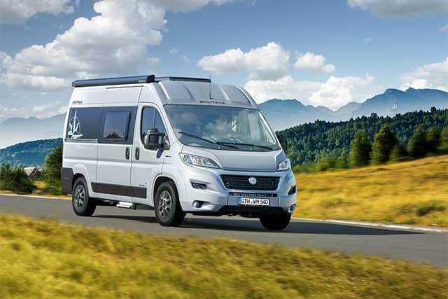The New Westfalia Amundsen 540D