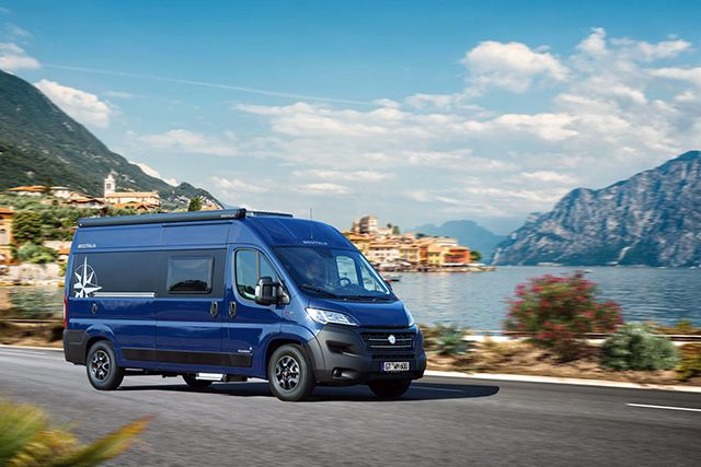 The New Westfalia Amundsen 600D