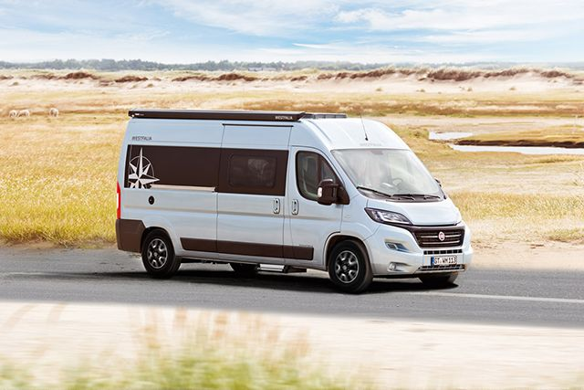 The New Westfalia Columbus 600 D