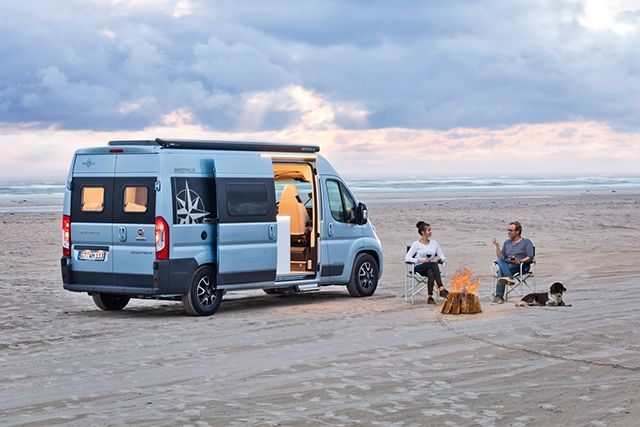 The New Westfalia Columbus 601 D