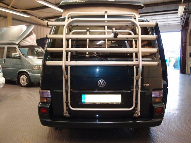 Volkswagen Westfalia T4 Camper Van Guide Campersales Ltd