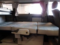 Westfalia Exclusive Double Bed