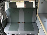 Westfalia Freestyle Bench Seat