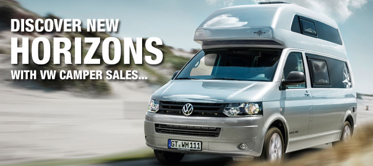 The New VWCamperSales Westfalia Franchisee