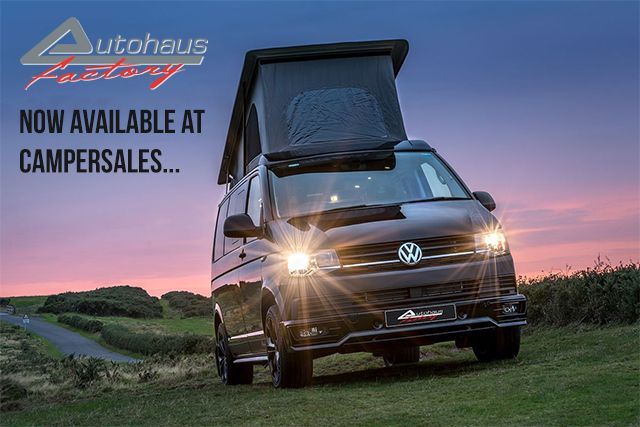 Autohaus Now Available at Campersales Limited