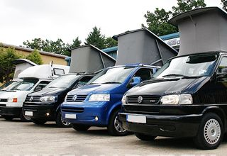 Camper Vans for Sale at VWCampersales