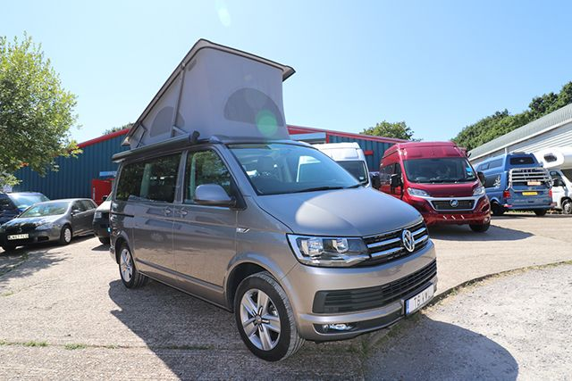 Campervans for Sale at Campersales Ltd, Burgess Hill
