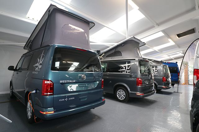 New Campervans Direct from Germany at Campersales Ltd
