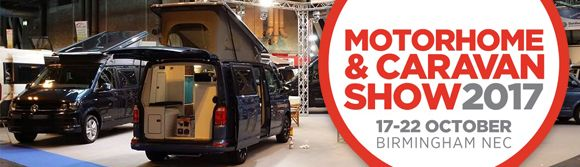 Come and see VWCampersales at the Motorhome & Caravan Show 2017 @ NEC Birmingham