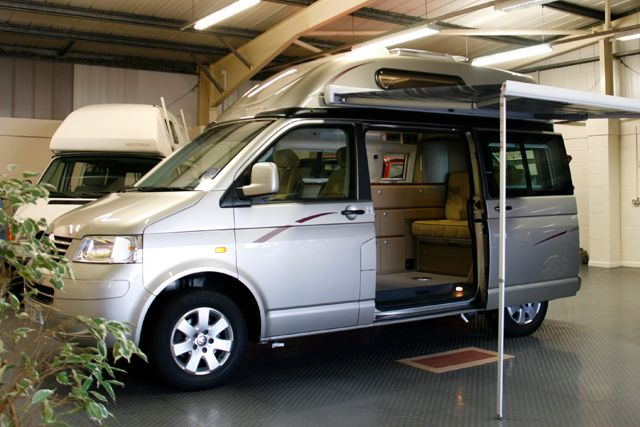 Best prices guaranteed for your used campervan