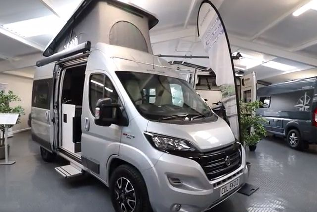 Campersales Showroom Video