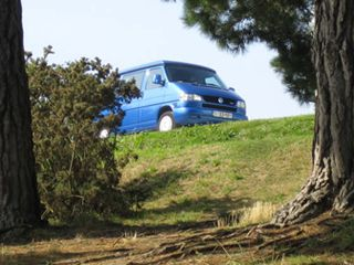 Westfalia Volkswagen T4 California 2.5 TDi Reviewed