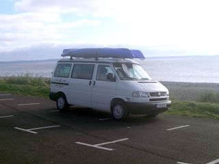 Westfalia Volkswagen T4 California