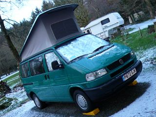 Westfalia Volkswagen T4 California 2.4 Reviewed