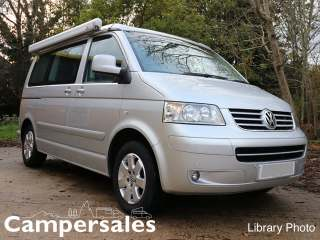 Volkswagen California T5 2.5 Reviewed
