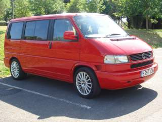 Volkswagen T4 Multivan 2.5 TDi Reviewed